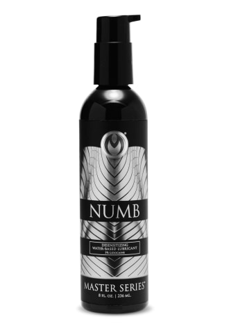 Master Series Numb Lubricant
