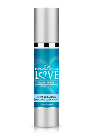 Endless Love for Men Anal Relaxing Silicone Lubricant