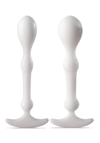 Peridise Set - Unisex Anal Sitmulators - 2 Pack