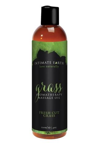 Intimate Earth GRASS Massage Oil