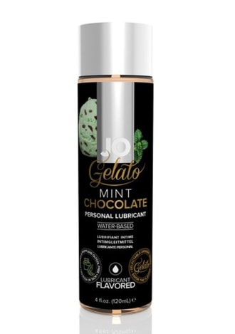 JO Gelato Water-Based Flavored Lubricant - Mint Chocolate