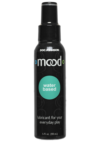 Mood™ - Water-Based Lubricant