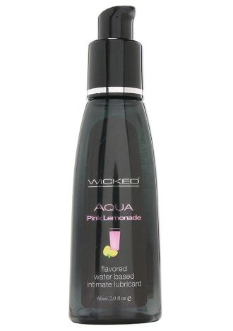 Wicked Sensual Care Aqua Pink Lemonade Lubricant