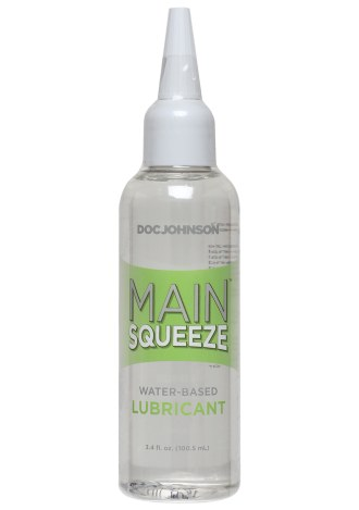 Main Squeeze™ Water-Based Lubricant