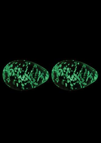 Firefly Glow in the Dark Glass Kegel Eggs
