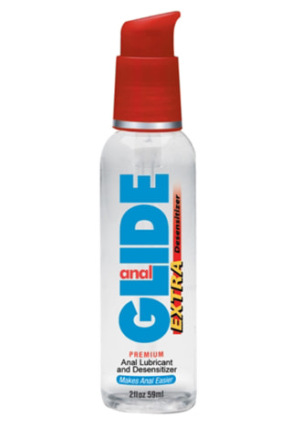 Anal Glide Extra Densensitizing Lubricant