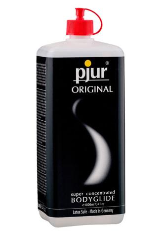 pjur Original Silicone Lubricant - 1000 ml Bottle