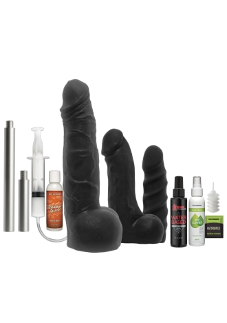 KINK - Power Banger Fuck Hole Accessory Pack - 10 Piece Kit