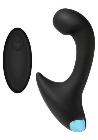OptiMALE™ - Vibrating P-Curve with Wireless Remote