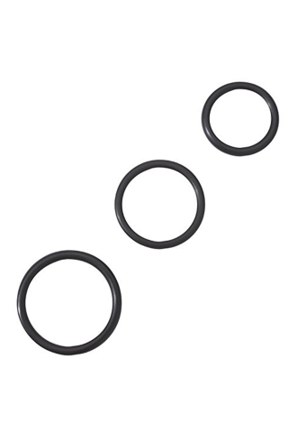 Rubber C-Ring Set