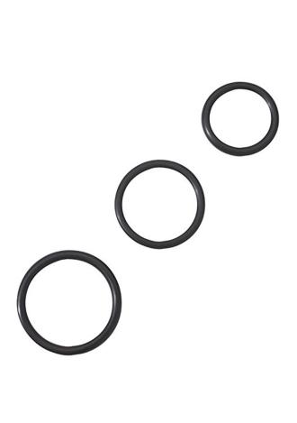Rubber C-Ring Set