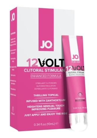 JO for Her 12 Volt Clitoral Stimulant