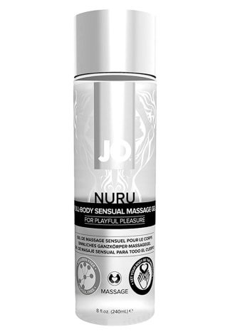 JO Nuru Full Body Sensual Massage Gel
