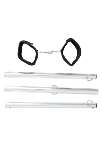 Expandable Spreader Bar and Cuffs Set