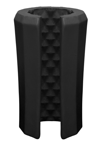 OptiMALE™ - TRUSKYN™ Silicone Stroker - Beaded