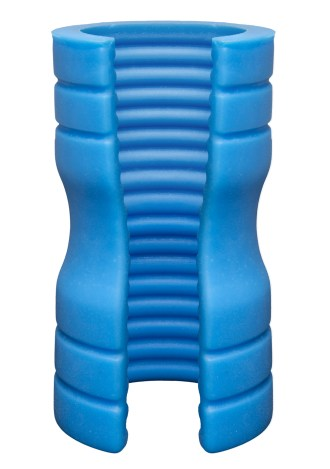 OptiMALE™ - TRUSKYN™ Silicone Stroker - Ribbed