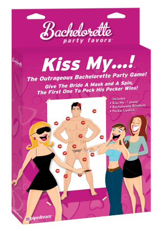 Bachelorette Party Favors Kiss My...