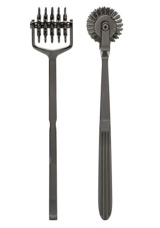 KINK - Spike - Solid Metal Pinwheel - 5 Wheels