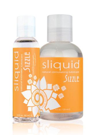 Sliquid Naturals - Sizzle