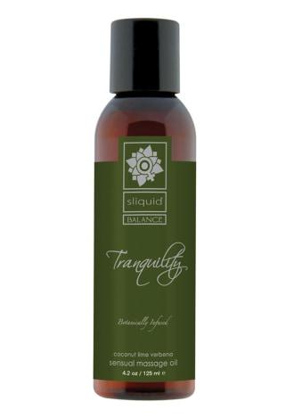 Sliquid Balance Massage Oil - Tranquility