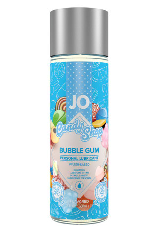 JO Candy Shop Flavored Lubricant - Bubble Gum