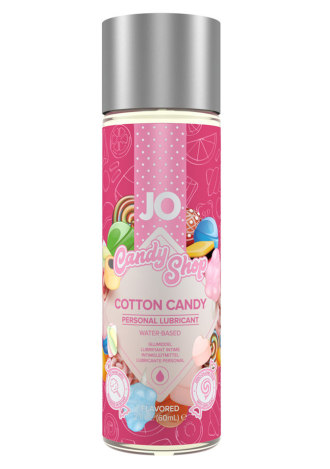 JO Candy Shop Flavored Lubricant - Cotton Candy
