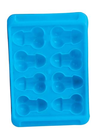 Blue Balls Ice Cube Trays