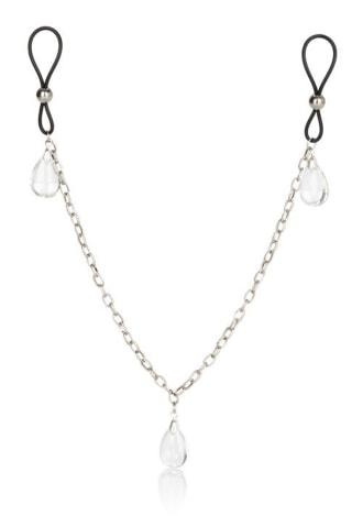 Nipple Play Non-Piercing Nipple Chain Jewelry