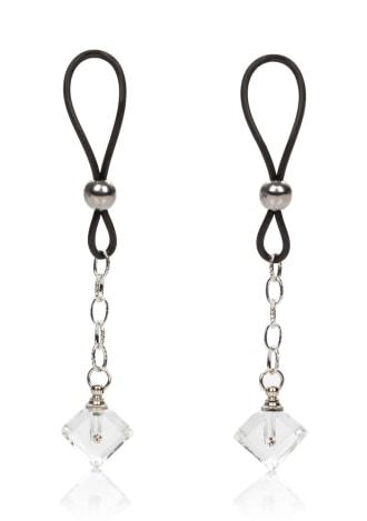 Nipple Play Non-Piercing Nipple Jewelry - Crystal Gem