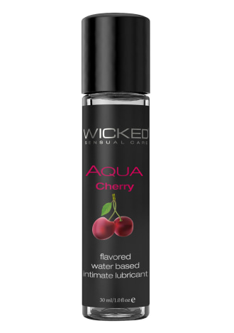 Wicked Aqua Cherry Lubricant