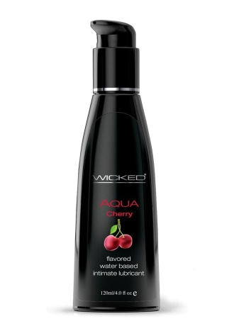 Wicked Sensual Care Water Based Lubricant - Cherry