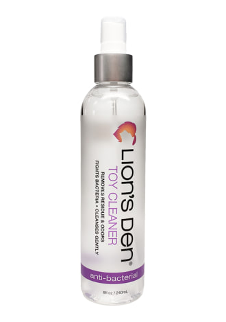 Lion's Den Anti-Bacterial Toy Cleaner
