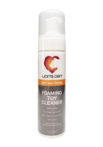 Lion's Den Foaming Anti-Bacterial Toy Cleaner