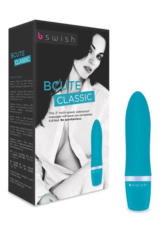 Bcute Classic Silicone Massager