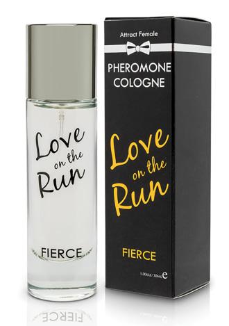 Love On The Run Pheromone Body Spray for Him