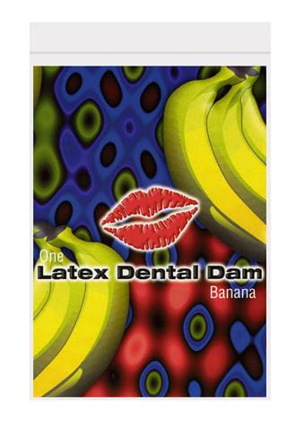 Trust Dam Latex Dental Dam