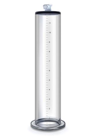 "Performance Pump Clear Cylinder - 12"" x 2.5"""