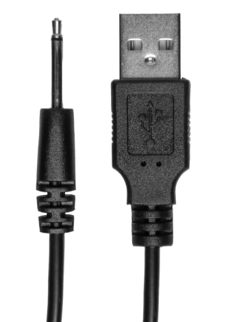USB Pin Charger Cord (Assorted Products) - Black