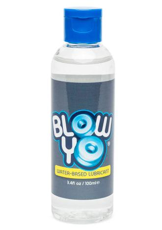 BlowYo Water-Based Lubricant - 3.4 oz.