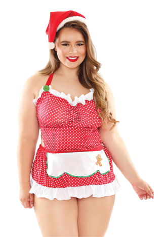 Baked with Love Holiday Costume Set