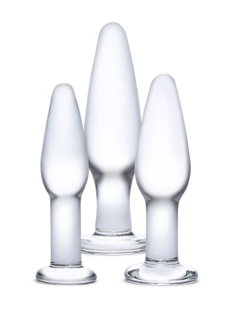 3Pc Glass Anal Training Set