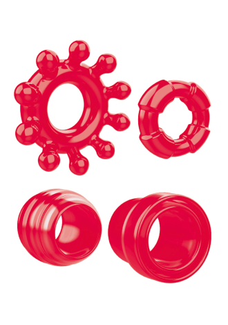 Ring the Alarm Cock Ring Set