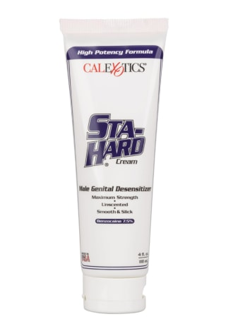 Sta-Hard Cream Desensitizer