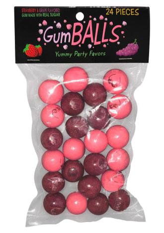 GumBALLS - 24 Piece
