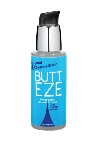 Butt Eze Anal Desensitizing Lubricant