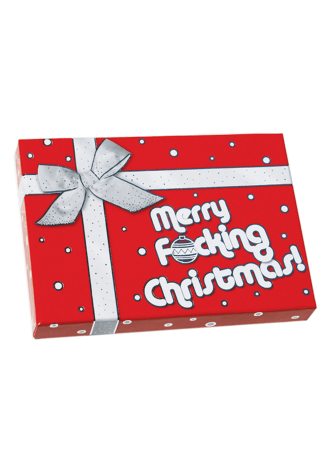 Merry Fucking Christmas Candy Gift Box