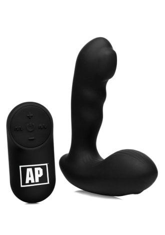 Alpha-Pro 7X P-Milker Prostate Stimulator with Milking Bead
