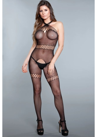 Intoxicating Love Bodystocking - One Size