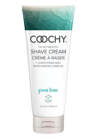Coochy Shave Cream - Green Tease