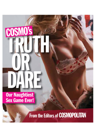 Cosmo's Truth or Dare Card Game - New Edition